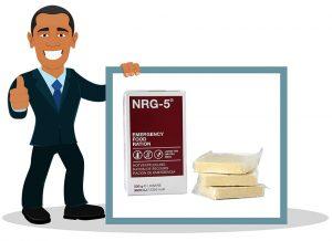 Rations de survie NRG-5