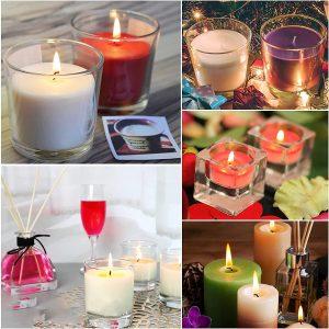 bougies maison