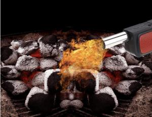 soufflet électrique barbecue