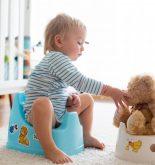 âge de la propretéchez l'enfant