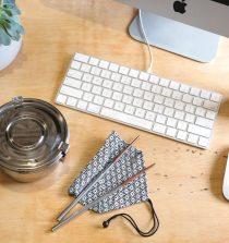 habitudes zéro déchet au bureau