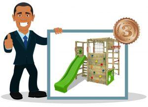 Aire de jeux pour enfant FATMOOSE ActionArena