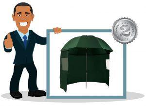 Parapluie de pêche CampFeuer AS3