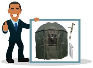 Parapluie de pêche NECO 15035