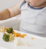 apprendre à bébé à manger seul