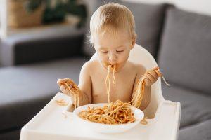 apprentissage repas bébé