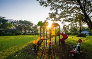 jeux de jardin pour enfant